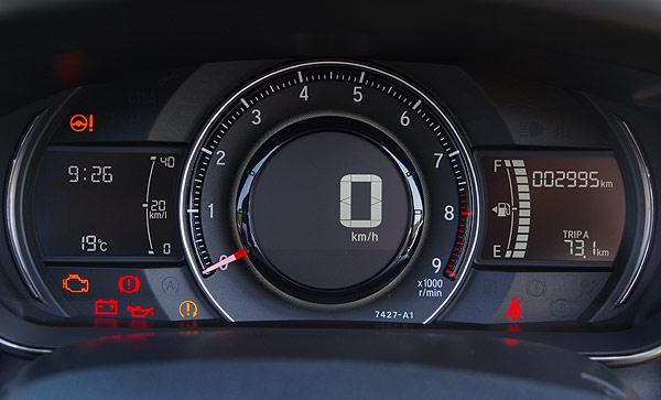 【S660 レビュー】 1ヶ月乗った感想 メーター
