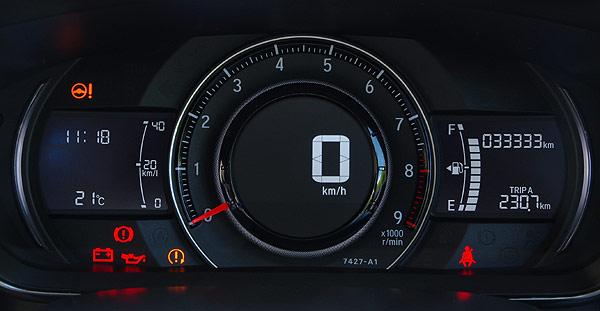 S660 2年目のレビュー オドメーター 33333km